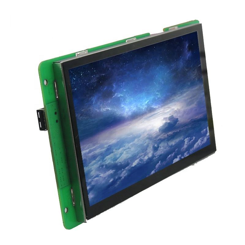 "Dacai Great Quality 7""1024*600 Color TFT LCD CTP Display Module"