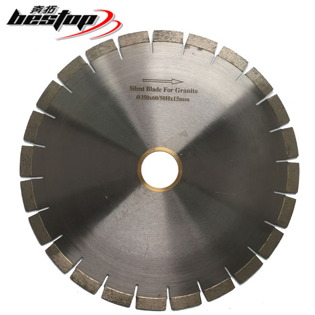 14 Inch Silent Granite Stone Cutting Circular Diamond Saw Blade