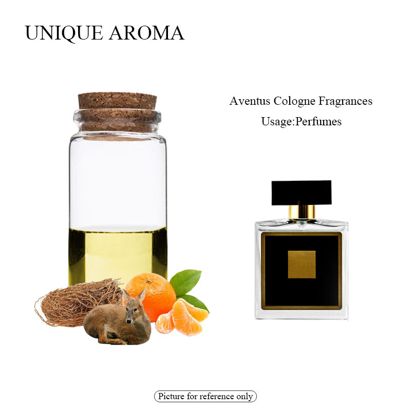 UNIQUE AROMA Aventus Cologne Men Perfume Factory Prices Concentrated Fragrance for Perfume Making