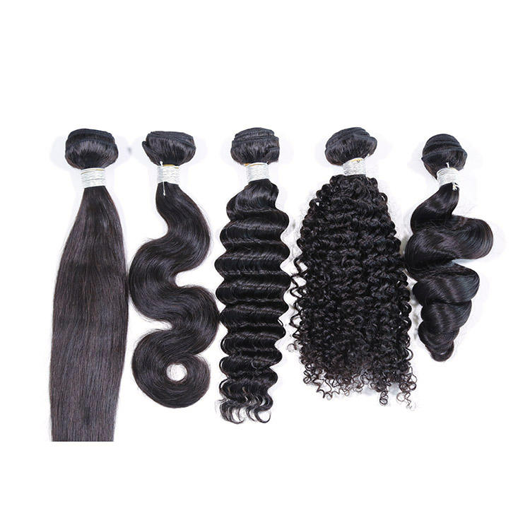 10A Grade 100% Brazilian Human Hair Weave,Natural Remy Hair Extension,100 Human Hair Double Drawn Raw Virgin Cambodian Hair