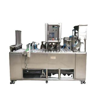 plastic cup filling sealing machine,cup filler and sealer,cup packing