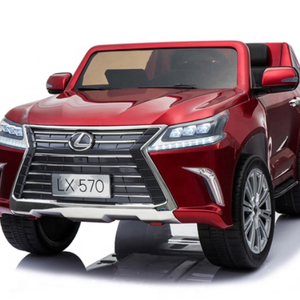 Lexus Licensed LX570 Electric Ride on Car toys / Car for Big Kids 7.8. 9.10