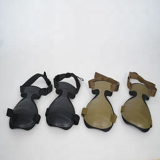 Tactical elbow pad and knee pad for military