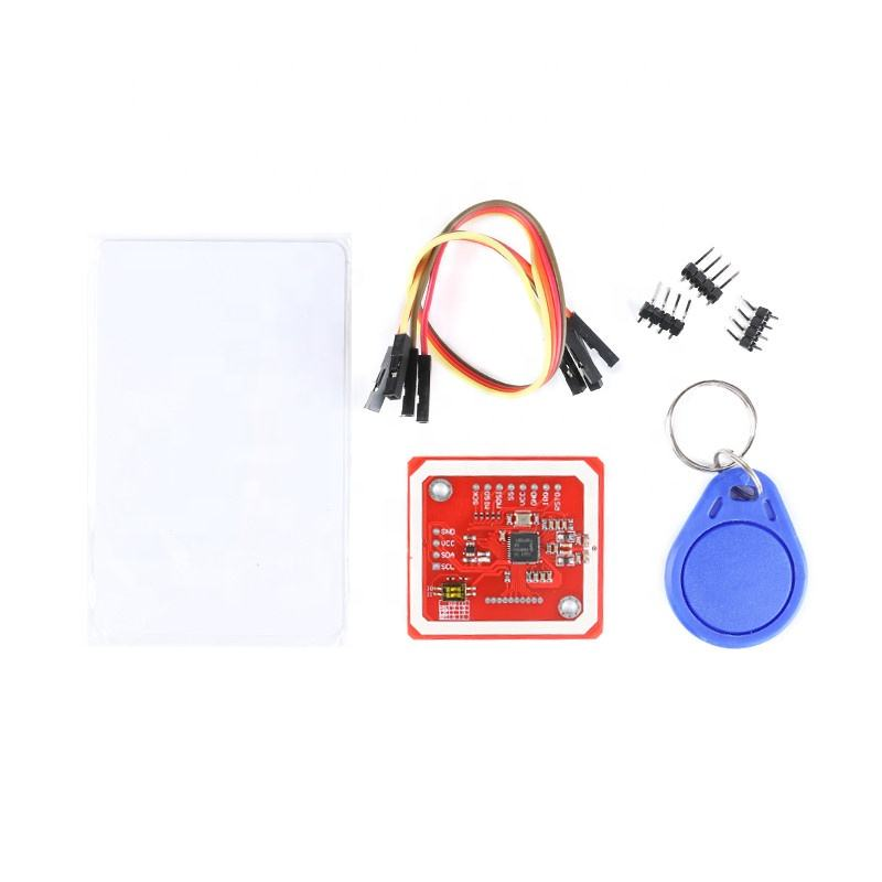 NFC (near field communication module PN/white RC532 RFID radio frequency identification IC card IC induction key card
