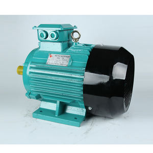 Three Phase Squirrel Cage induction Electric Motor 5 hp 1450rpm 4kw