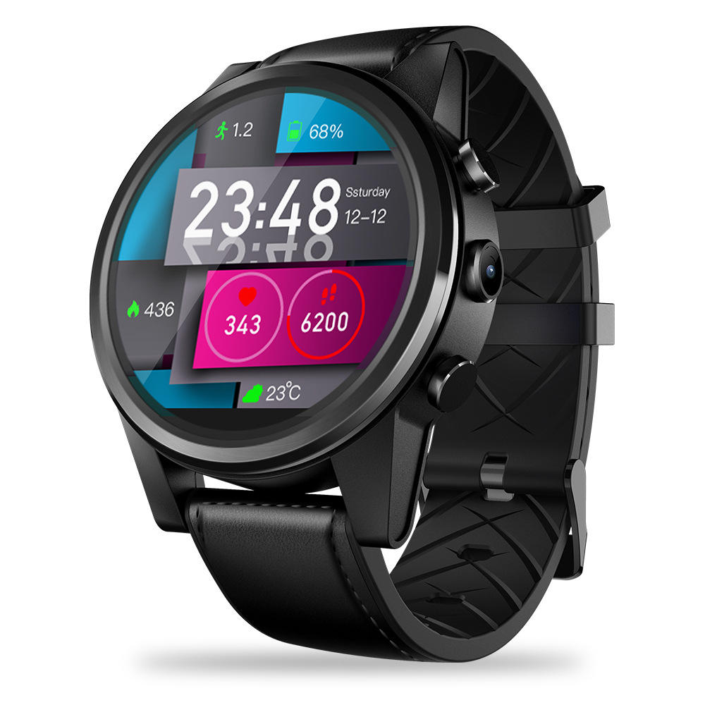 Thor 4 PRO 4G LTE Smart Watch Phone 1+16GB SIM GPS Buletooth4.0 Sport man watch