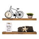 Wall Wood Wood Handmade Natural Floating Shelves Wall Storage And Display Wood Wall Shelves