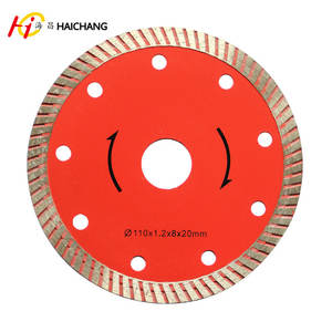 Buy chinese products online diamond saw blade 230mm multifunctional cutter blade for cement board