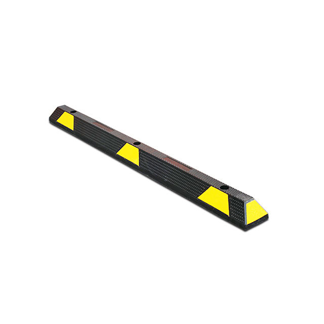 Park-it 1650mm Rubber Wheel Block / Stop With Fixings