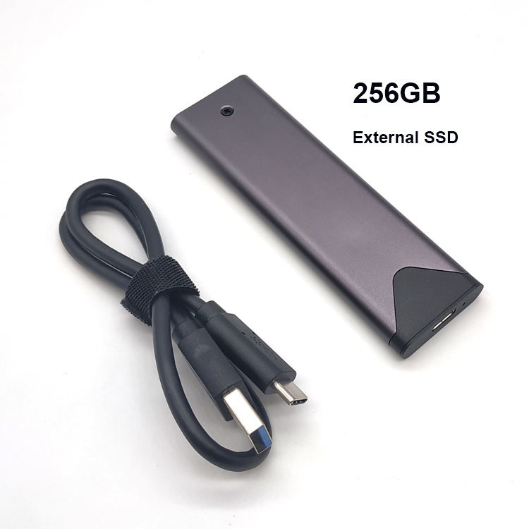 Kingdian-disque dur externe <span class=keywords><strong>SSD</strong></span> Portable, USB 256 Type <span class=keywords><strong>C</strong></span>, capacité de 3.1 go, <span class=keywords><strong>SSD</strong></span> M.2
