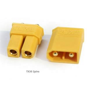 XT60 Male and Female Gold plated Brass Bullet Connector Banana Plug XT60 connector