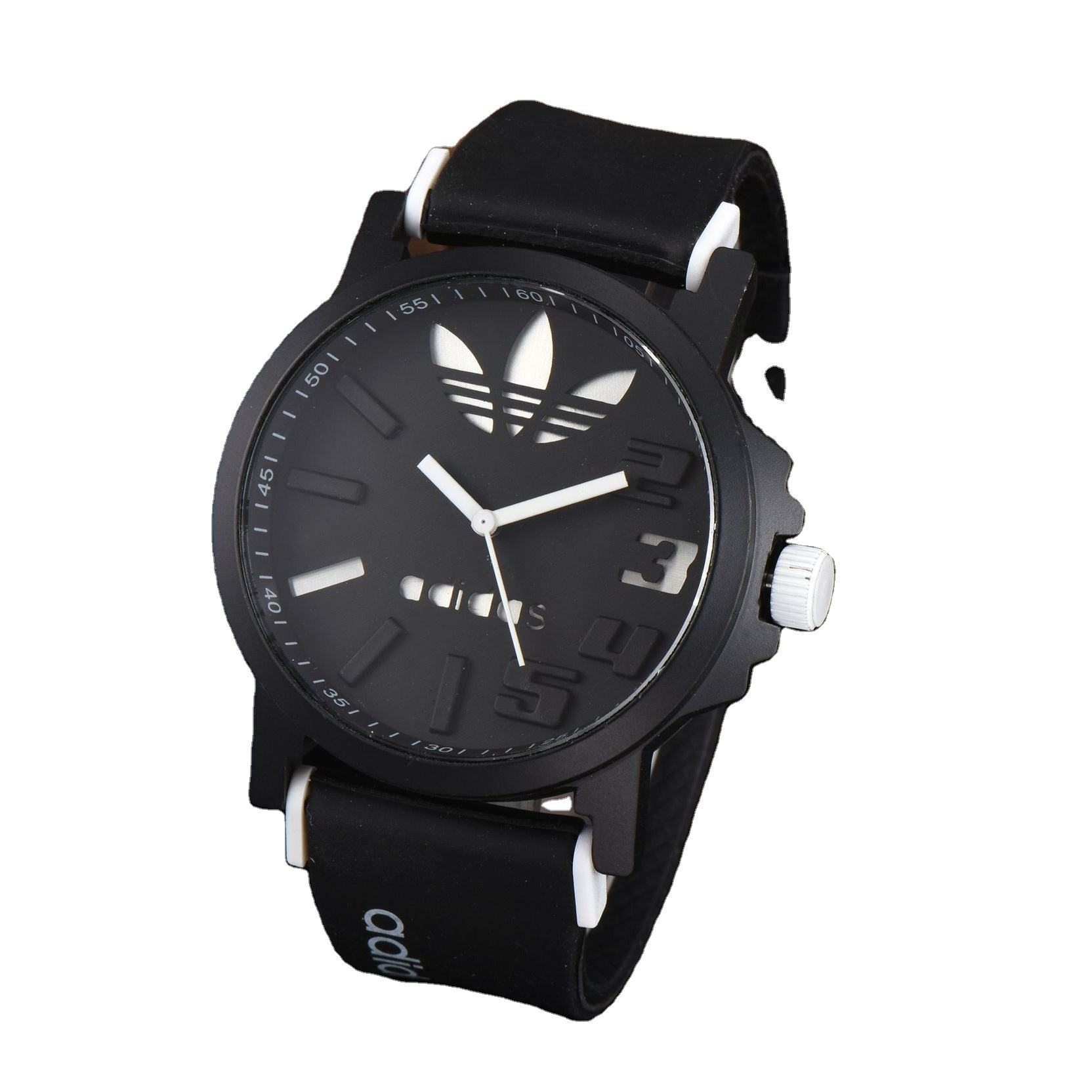 Wholesale Digital Colorful Silicone Band Watch Sport Waterproof Wristwatch