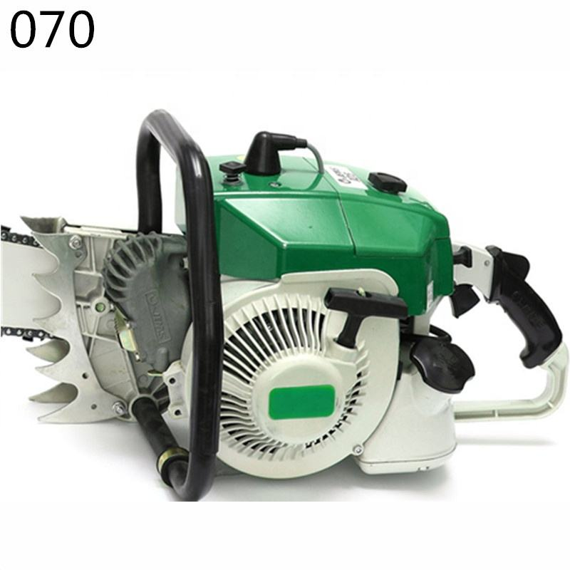 2018 hot selling firewood cutting machine chainsaw 070 with 105cc power engine gasoline chain saw