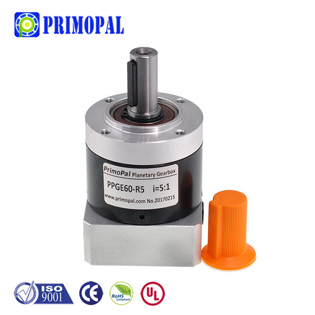 ratio 10:1 40mm ac motor wheel planetary excavating swing mini yaskawa servo motor worm gear reducer gearbox for hydraul motor