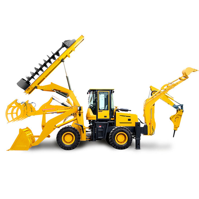 Mini Backhoe Loader New loader digger/shovel loader backhoe