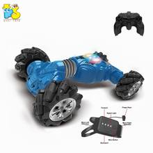 New stunt rc toy cars hand controlled dancing drift car toy gesture remote control off road rock climber