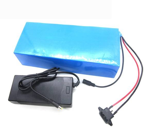 Rechargeable Lifepo4 Bbattery12V/24V/36V/48V 60V 72v 50AH Lithium Ion Battery Pack for EV Solar system and Electric Scooter