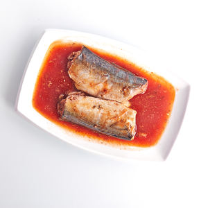 Premium Quality Canned Mackerel Fillet in Tomato Sauce 425g
