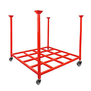 Heavy duty selective warehouse pallet stacker rack stacking system factory