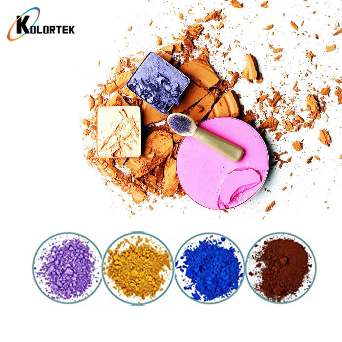 Best quality pure matte pigments, iron oxide powder red/yellow/blue/green/violet