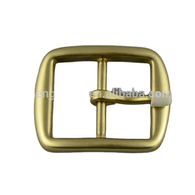 Simple Pin Buckle Wholesale Solid Brass Pin Buckle