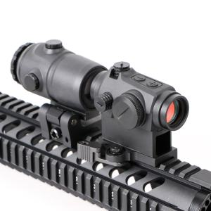 Tactical Compact Low Profile Micro Reflex Red Dot Umfang Wasserdichte Reddot Sight & Green Dot für M16 AR15 Gewehr