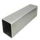 Mirror polish surface 201 rectangular stainless steel pipe sizes