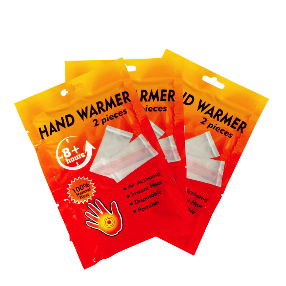 Customized Health Hand Warmers 2 Pack