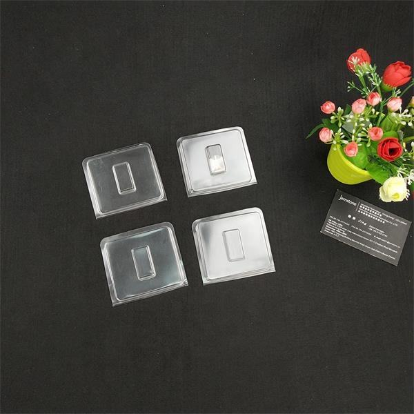 Wholesale Clear Blister USB Container High Quality Ex-factory Price Blister Packaging For USB
