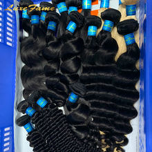 Luxefame 100 Original Brazilian Human Hair Bundle,Virgin Human Hair From Very Young Girl,Prices For Brazilian Hair In Mozambique