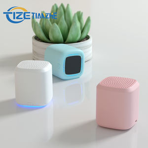 Indoor and outdoor Customise Logo Speakers Mini Music Boombx True Stereo Shower Portable mini speaker subwoofer