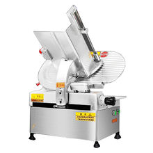 Mutton Roll Slicing Machine Stainless Steel Meat Slicer