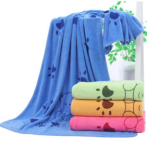 Microfiber Microfibre Drying Bath Pet Dog Towel for Dog