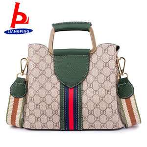 2020 material PU latest bags women hand bag shoulder bag Designing sluxury handbags