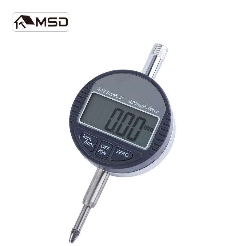 0.001 mm 0-50 mm High Accuracy Electronic Digital Micron Indicator digital dial indicator
