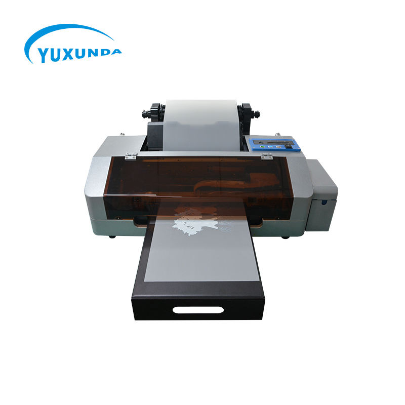 6 in 1 PET printing solution with Epson L1800 printer/A3 pet film/ hot melt power /color ink and white ink