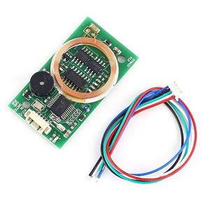 12V Mini Double Fréquence 125KHz D'ID D'EM 13.56MHZ IC ISO14443A ISO14443A Wg26 Wg34 13.56MHz RFID lecture module avec Gain antenne