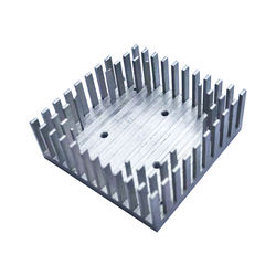 Manufacturer Customized Machining Existing Mold Aluminum Profile Heat Sink
