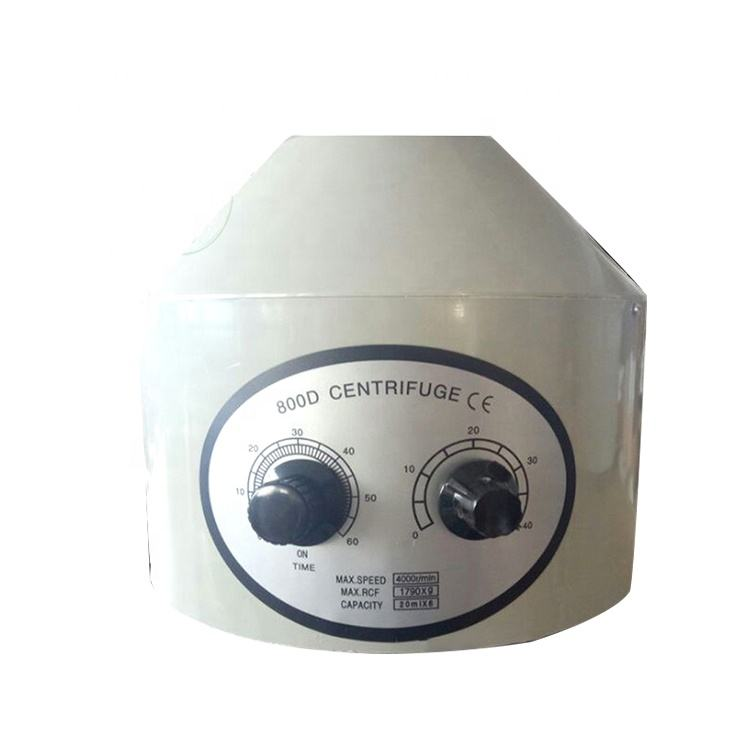 Centrifuge 800D with timer