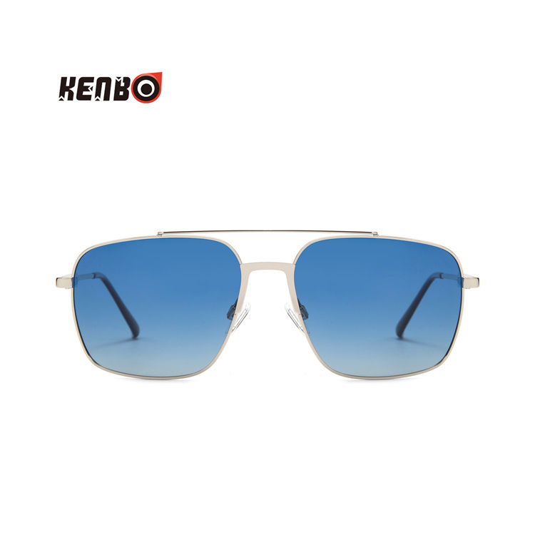 Kenbo Classic Square Sunglasses Fashion Ray Band Designer Polarized Sun Glasses UV400 For Men Women 2020