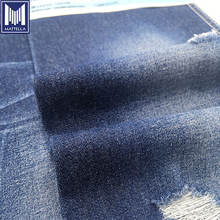 Manufacturer of cotton polyester blended denim fabric for Levi's jeans jacket