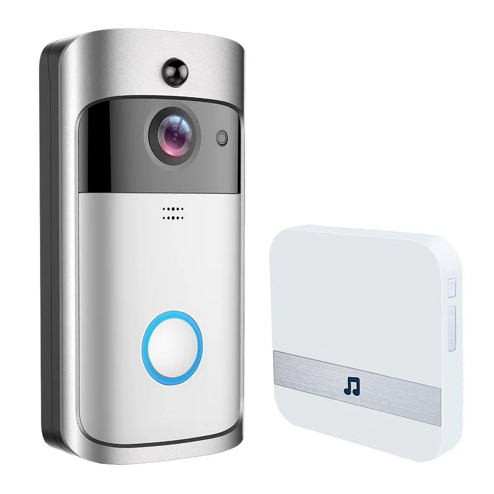 2020 Hot Selling Home Security Smart Door Bell HD 1080P Ring Wi-fi Enabled Video Wireless Doorbell Wifi chime