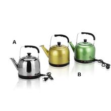Factory wholesale electric kettle  stainless steel electrical kettle