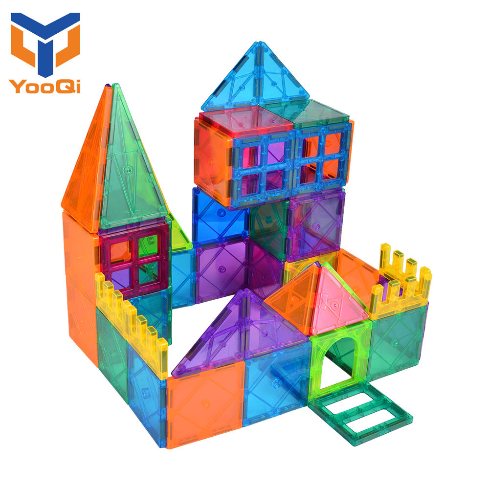 Hot Deal [ Hot Toys ] Hot Sale Mini Magnetic Blocks Available Customization Educational Toys For Kids