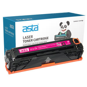 ASTA Factory Wholesale Compatible Color Toner For HP Laser Printer CF210A CF210X CF211A CF212A CF213A 131A 131X Toner Cartridge
