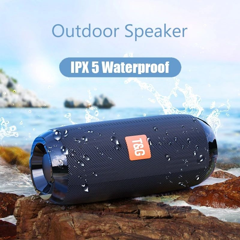 New 2020 trending product pro wireless active mini bose portable car bluetooth speaker TG117 portable speaker with fm radio