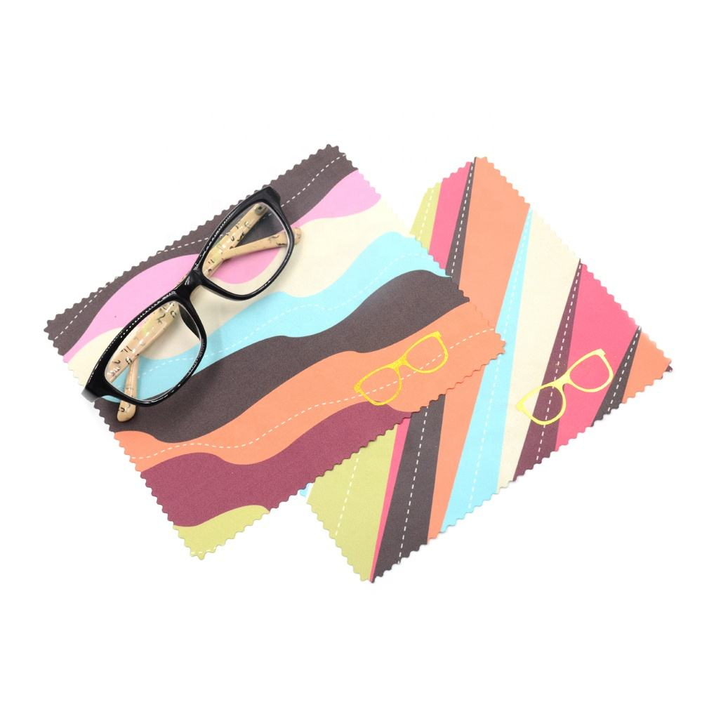 Eyewear Accessories Sunglasses Screen Lens Microfiber Cleaner Cloth Eyeglasses Glasses Cleaning Cloth