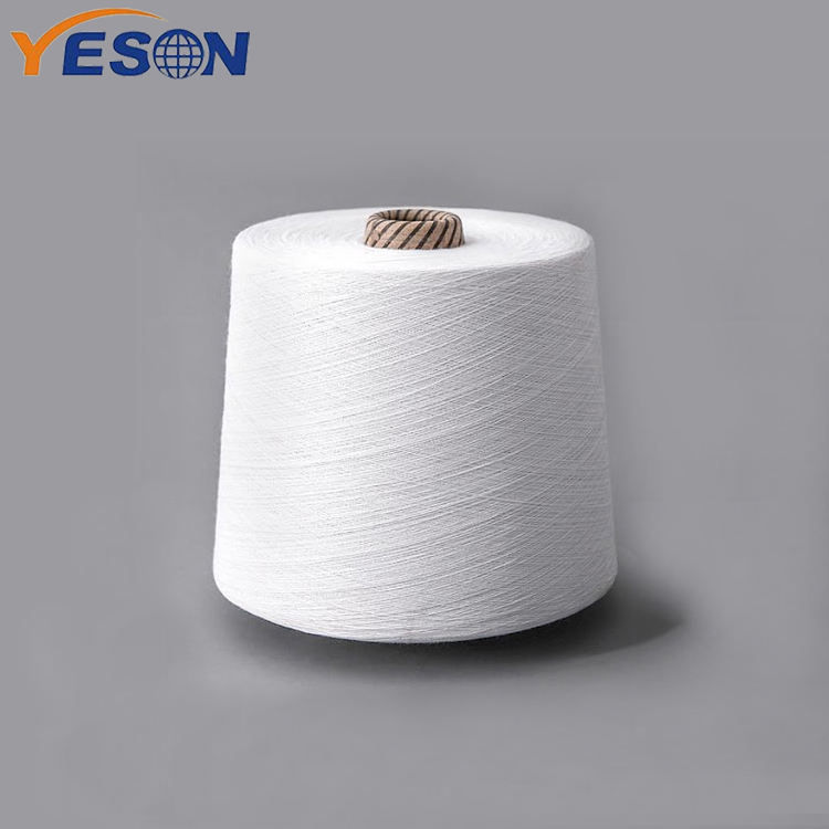 combed 100 vortex viscose rayon yarn ring spun yarn