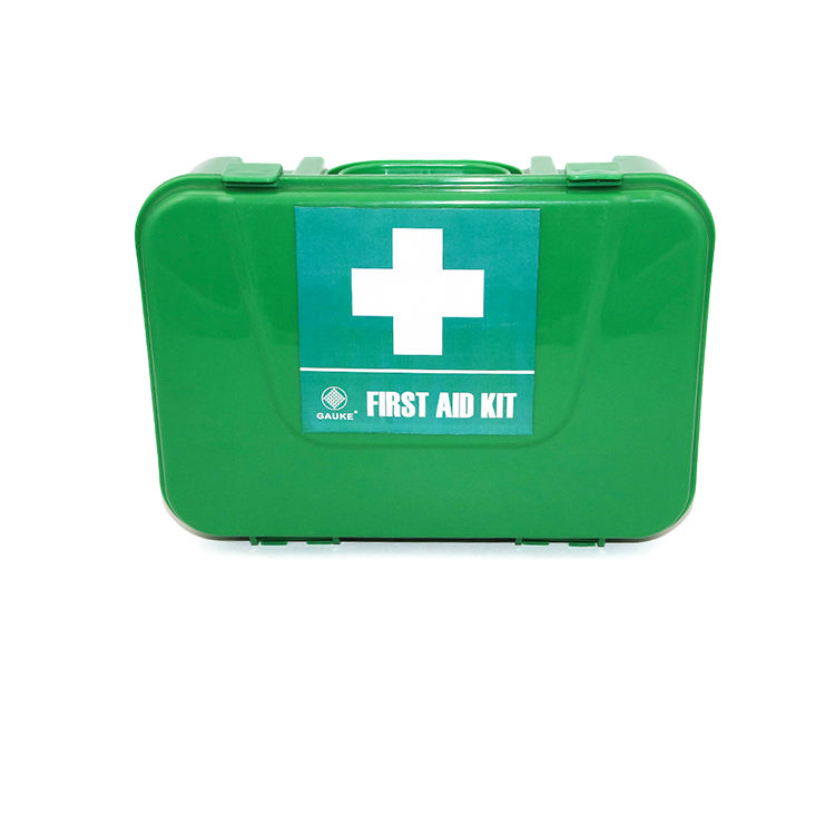 factory product plastic waterproof medical first aid kit for camping emergency survival