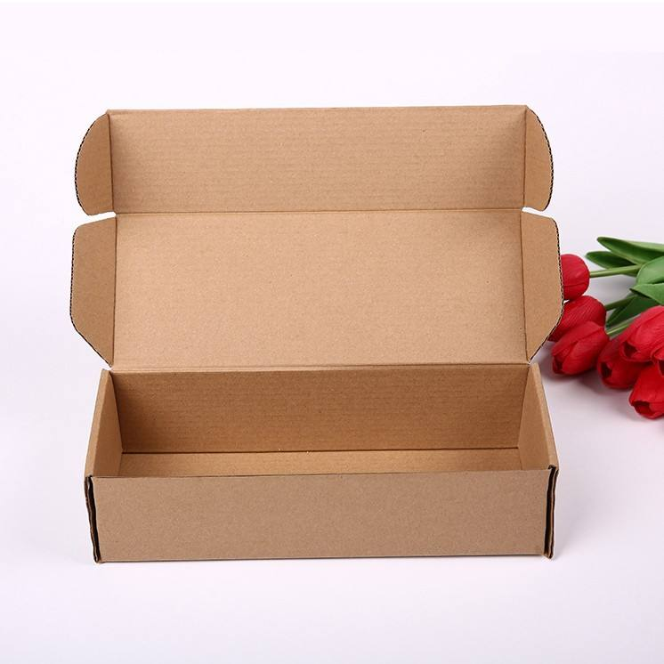 Factory direct carton packaging box, cajas de carton personalizadas